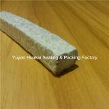 Verzegelende Vuller Reinfored PTFE/Teflon zonder Gesmeerde Gevlechte Verpakking