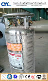 أكسجين نيتروجين غاز أرغون [كربون ديوإكسيد] غاز ديوار أسطوانة