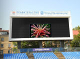 P10 pantalla a todo color al aire libre del estadio LED