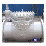 Kohlenstoffstahl-Schwingen-Rückschlagventil API-600lb (H44H/H44W)