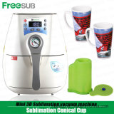 Freesub Mini 3D machine sous vide de sublimation (ST1520-A)