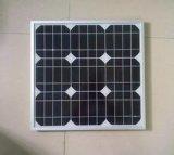 Зеленая панель солнечных батарей продукта 35W Mono с ценой хорош (JINSHANG СОЛНЕЧНЫЕ)