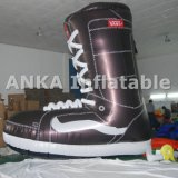 Reproducción modificada para requisitos particulares inflable de Realiaty de los zapatos para hacer publicidad