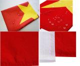 Флаги печатание шелковой ширмы дешево выполненные на заказ выдвиженческие