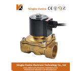 Nosotros serie de válvula electromagnética para el acero inoxidable del vapor