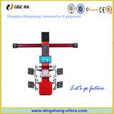 Máquina do alinhamento de roda da oferta 3D dos produtos