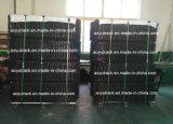 De RubberSporen van de rupsband 277B