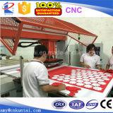 CNC de Hoofd Scherpe Machine van de Reis voor het Materiaal van het Blad