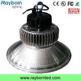Fábrica Shed accesorios de iluminación de 150W LED Almacén Highbay para Taller