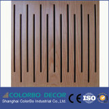 높은 Sound Absorption Wooden Wall 및 Ceiling Panels