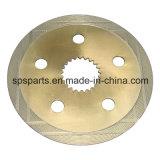 Placa de acoplamiento de acero de la fricción del fabricante de los recambios