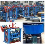 Machine de fabrication de brique automatique de la colle