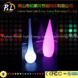 Morden Plastik-LED Glühen-Lampen-Hochzeits-Dekoration