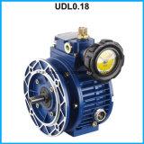 Velocità Variator del motore di Variator di velocità Udl0.37