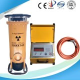 Détecteur portatif Xxh-3505 d'imperfection de rayon X avec la machine de tube de verre