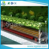 Modulares Audience Seating Audience Riser mit Aluminum Alloy und Plywood Material