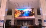 Visualización de LED a todo color al aire libre P6 para hacer publicidad