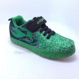 Os calçados de 2016 crianças da sapata dos miúdos das sapatas do esporte da forma ostentam sapatas