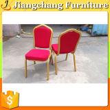 スタック可能宴会の金属のアルミニウム管のレストランの椅子(JC-L13)