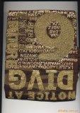 직물을%s 직물, 포일 풀 또는 종이 또는 의복 인쇄를 위한 포일