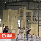 Polvo de pulido del molino del polvo del molino del mineral de hierro del acoplamiento de D97 30-2500 que hace la máquina