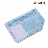 Carte d'identification d'IDENTIFICATION RF de mémoire de datte pour Canpany