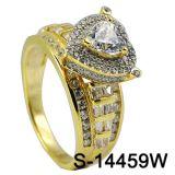925 de echte Zilveren Ring van Juwelen met Turkooise Steen