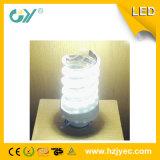 나선 LED 에너지 절약 램프 5W SMD2835 IC 운전사