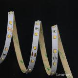 높은 밝은 12V/14V DC 질 SMD2835 백색 유연한 LED 지구 빛 (LM2835-WN60-WW-12V)