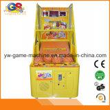 Máquina de juego de arcada del baloncesto del Shooting de Operted de la moneda de los niños