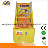 Машина видеоигры баскетбола стрельба Operted монетки детей