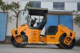 Барабанчика Hyraulic 8 тонн Compactor дороги полного двойного Vibratory (JM808HA)