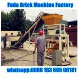 Deutschland-Technologie-bewegliche Betonstein-Maschine mit China-Fertigung
