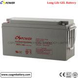 Nachladbare Solargel-Batterie 12V150ah für Energie-Stromnetz