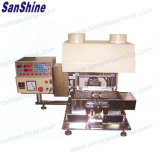 Máquina que suelda automática conveniente soldar bobinas al ángulo (SS-RT01)