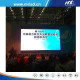 Верхний алюминий сбывания P5.33mm Die-Casting крытый экран дисплея Rental СИД (576*576)