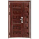 贅沢な現代セキュリティ画面のドア(M-S101)