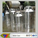 50 do aço inoxidável litros de latas do leite