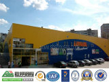 Structural d'acciaio Commercial Building Complex, Office, Shopping Mall, Supermarket, ecc