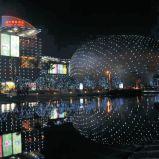 Beleuchtung CE/UL/FCC/RoHS (D-172) der Media-Fassade-LED