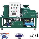 Dispositivo de la regeneración del aceite del transformador para el aceite negro de Decoloring