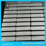 カスタムシリンダーディスクブロックアークのリングの強いNeodyniumの磁石