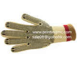 Машинное оборудование печатание поставленного точки экрана PVC носок перчаток изготовления автоматическое