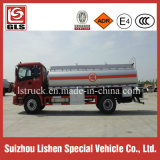 De Vrachtwagen van de Brandstof van het Vervoer van de Olie van de Vrachtwagen 12000L van de Tanker van de Brandstof van Auman van Foton voor Verkoop