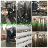 Circuito de agua industrial ahorro de energía del RO