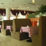 Neues Gaststätte-Gewebe-Sofa mit Qualität