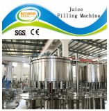 Rotary Type Pet Bottle Hot Juice Filling Machinery4 에서 1 자동