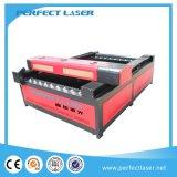 Máquina de matéria têxtil quente da estaca da gravura do laser do CO2 da venda 2015