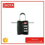 Tsa 안전 장치 여행 집 수화물 Tsa 자물쇠 조합 통제