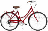 [700ك] 7 سرعة فهرسة سبيكة إطار [رترو] هولندا [دوتش] دراجة [ليدس] [دوتش] مدينة دراجة [نثرلندس] [دوتش] دراجات/مدينة دراجة